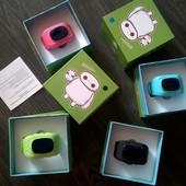 Детские часы smart daby watch Q50 0. 96 с gps трекером