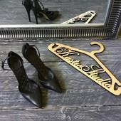 Шикарные кожаные туфли Zara p-p 38