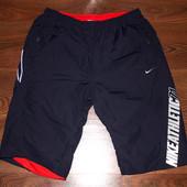 шорты мужские плотные  Nike размер L состояние отличное