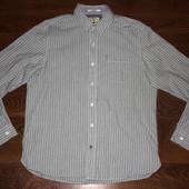 рубашка мужская gentlemens relish  размер L состояние отличное