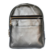Стильный женский рюкзак - сумка бронзового цвета (Р-10)
