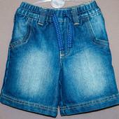 Шорты джинсовые 18-24 мес. George*