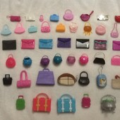 Сумка чемодан клатч для Barbie, Monster High, Ever after high, Bratz других кукол.