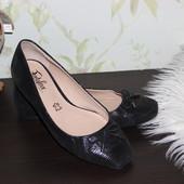 37,5 24см footglove кожаные балетки туфли