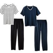 мужская пижама от Livergy. Кэжуал. 50% ленцинг вискоза