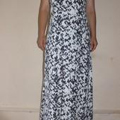 Стильное нарядное платья на бретелях макси с роспоркой , сарафан bershka