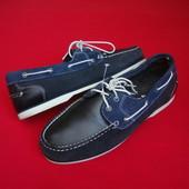 Туфли топсайдеры Timberland оригинал натур замша 42 размер