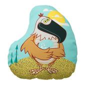 Декоративная подушка, орел, Икеа 803.512.73