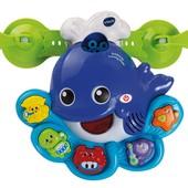 VTech игрушка для ванны Музыкальный Кит sing and learn whale bubble machine bath toy