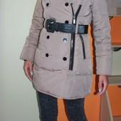 пуховик женский. пальто