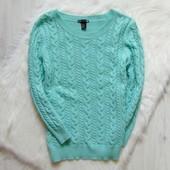 Нежный свитер для девушки. H&M. Размер М (8-10). Состояние: идеальное