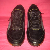 Фирменные кожаные кроссовки Puma (оригинал) - 44,5 размер