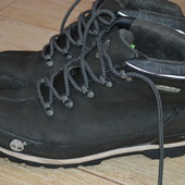 Timberland 43р ботинки кожаные. Зимние Оригинал