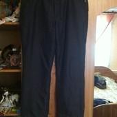 Спортивные штаны бренд Crane на теплой подкладке в отличном состоянии размер 50