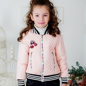 Куртка «Эскимо», пудра