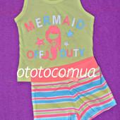18-61 Костюм Pepco 6-9 мес рост 74 Майка и шорты для девочки детская одежда комплект