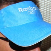 Спортивная фирменная кепка козирек Reebok (Рибок).59-60