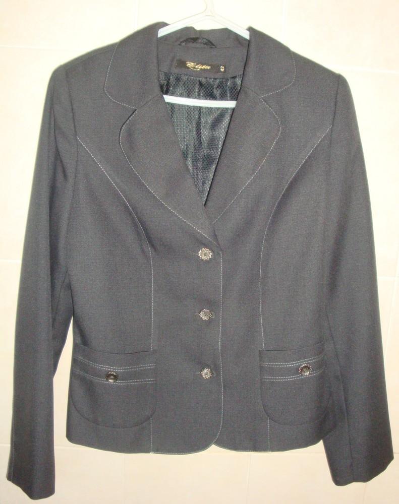 Пиджак школьный тм элита р. 42 фото №1