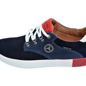 Мокасины мужские Fart 27 Club Shoes темно-синие