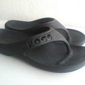 Мужские кроксы, размер М-10. 43, оригинал