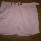 Tommy hilfiger шорты нежно-розового цвета 8-размер состояние новых. оригинал.