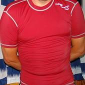 Фирменная спортивная термо футболка рашгард Sud Express Sport м.л .