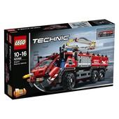 Lego Technic Автомобиль пожарной бригады аэропорта 42068