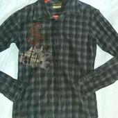 рубашка Zara,L