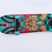 Скейтборд деревянный из канадского клена Fish Capricorn 414-3: размер 31in