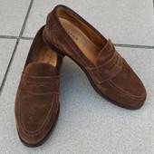 Туфли пени лоферы Shipton & Heneage р-р. 43-43.5-й (28.6 см) Англия