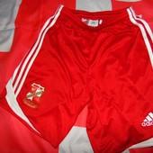 Спортивние фирменние шорти труси футбольние Adidas s-m