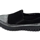Мокасины женские Allshoes T03-21