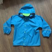 Куртка, дождевик, ветровка на 5 лет.