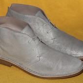 Ботинки деми ECCO р.37 - 38 стелька 24,5 см