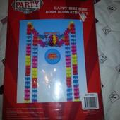 Атрибутика для дня рождения