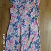 XL тоненьке літнє плаття