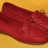 Мокасины, туфли, топсайдеры Pupilo р.40 стелька 25,5 см