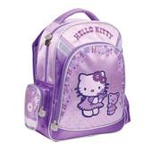 Кайт Рюкзак школьный для девочек 1-3 кл Kite Hello Kitty