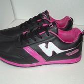 Новые женские  кроссовки, р. 34 - 39
