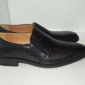 Новые мужские туфли, р. 39 - 44
