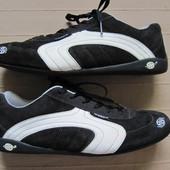 Dockers by Gerli (43, 28 см) замшевые кроссовки мужские