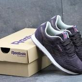 Кроссовки женские Reebok Dark purple