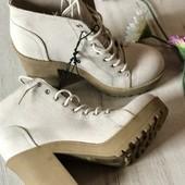Ботинки H&M 40 рр новые