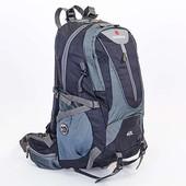 Рюкзак туристический каркасный с жесткой спинкой Victorinox 3166: объем 40 литров, 52х27х19см