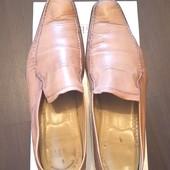 Туфли Италия 100% нат. кожа размер 43