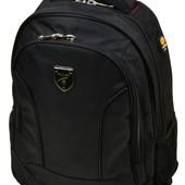 Школьный рюкзак для мальчика, черный (5202)