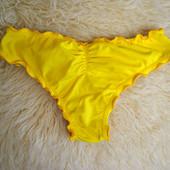 Бразильские плавки бикини женские низ купальника М