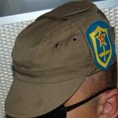 Раритетная кепка милитари Афганка оригинал 55-56
