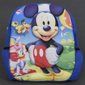 Рюкзак с 3D рисунком Mickey Mause Микки Маус