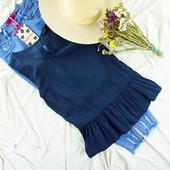 M Идеальная вискозная блуза vila